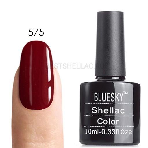 Bluesky Shellac 40501/80501 Гель-лак Bluesky № 40575/80575 Scarlett Letter, 10 мл 575.jpg