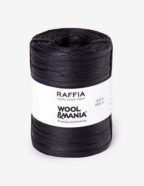 Рафия Пряжа RAFFIA Black IMG_05266.jpg