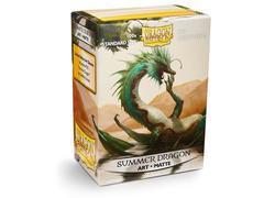 Dragon Shield - Протекторы матовые Summer Dragon 100 штук