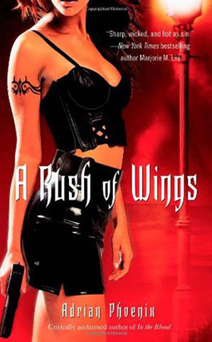 9781416593652 - Rush of Wings