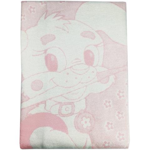 Одеяло детское байковое 100*118