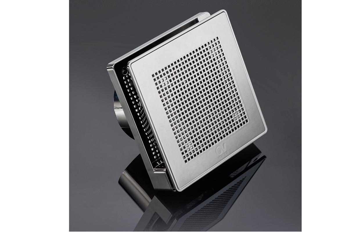 Vortice (Италия) Вентилятор бытовой Punto Evo ME 100/4 LL WHITE GOLD (2 скорости) ВГ01.jpg