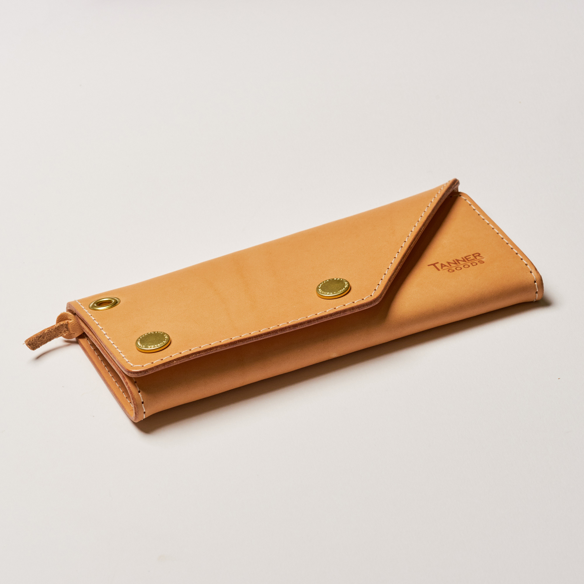 Tanner Goods Workman Wallet Natural