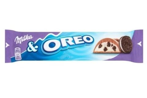 Шоколадный батончик Milka Oreo (37 гр)