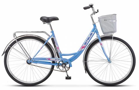 Дорожный велосипед Stels Navigator-345 cиний