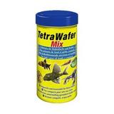 Tetra Wafer Mix Корм для травоядных хищных и донных рыб (пластинки) 100 мл. (140066)