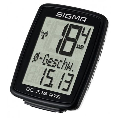 Велокомпьютер Sigma BC-7.16 ATS