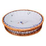 Блюдо для запекания на подставке 28 см, артикул 792-014, производитель - Lefard