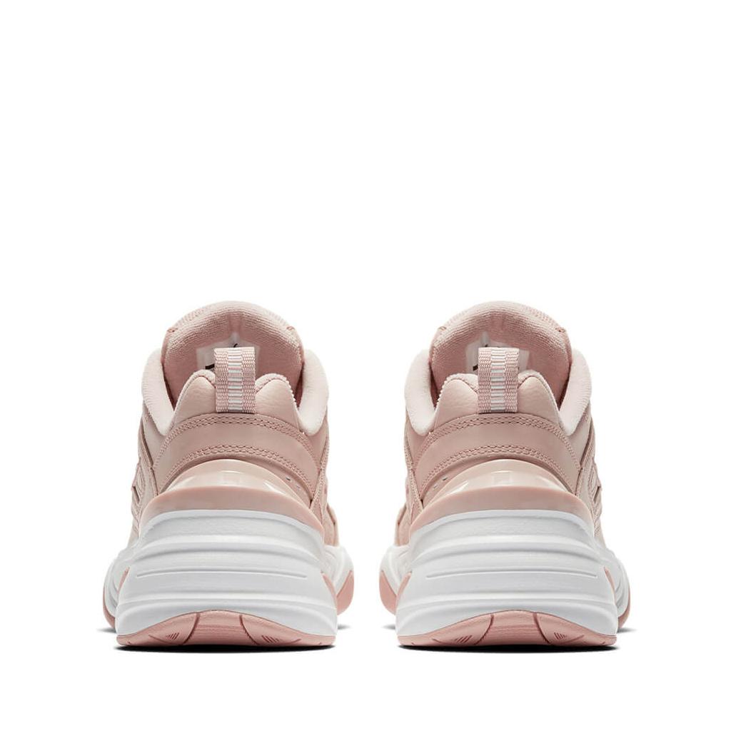 Nike M2K Tekno Bege/Rose