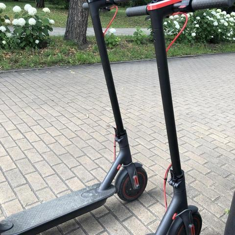 Электросамокат Xiaomi Mi Electric Scooter Essential