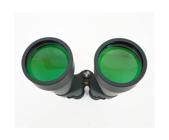 Бинокль Navigator 12–36x70, зеленый - фото 2