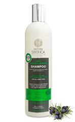 Шампунь Natura Siberica для всех типов волос Дикий можжевельник