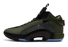 Air Jordan 35 'Dark Green/Black'