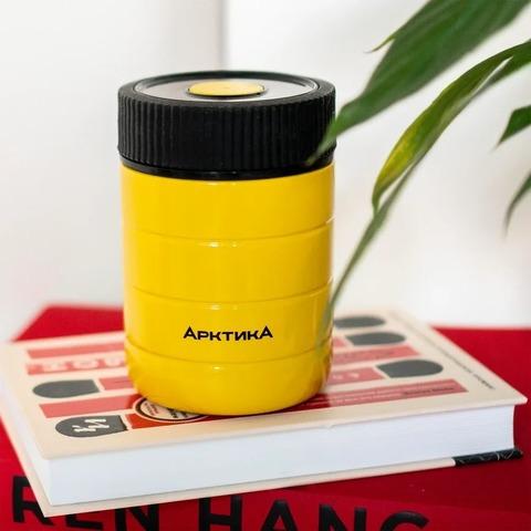 Картинка термос для еды Арктика 307-480 желтый - 3