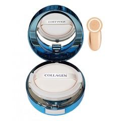 Enough Кушон коллаген #21 Collagen Aqua Air Cushion SPF50+/PA+++