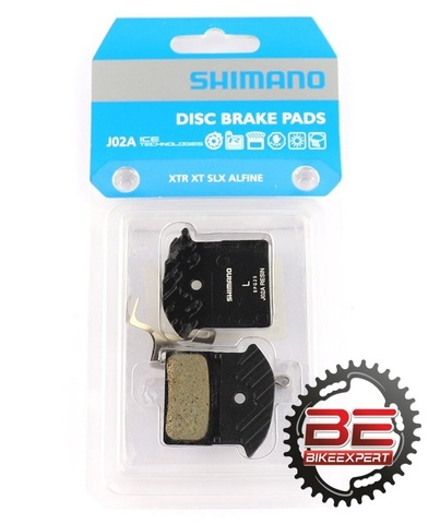 Колодки для тормозов Shimano J02A Box