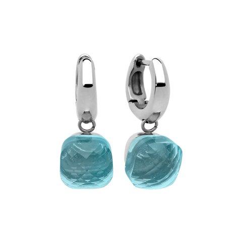 Серьги Firenze aquamarine 300150 BL/S