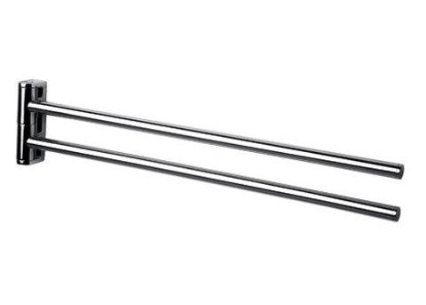 Двойная вешалка-вертушка для полотенец AM-PM Inspire A5032600