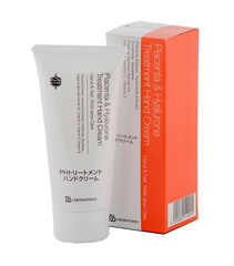 BB Laboratories Крем для рук плацентарно-гиалуроновый Placenta & Hyalurone Treatment Hand Cream 65 мл