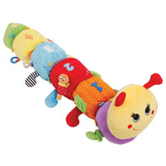 Happy Snail Мягкая развивающая игрушка