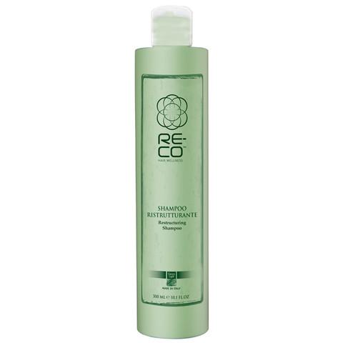 Шампунь восстанавливающий Green Light Re-co Shampoo Restructuring, 300 мл.
