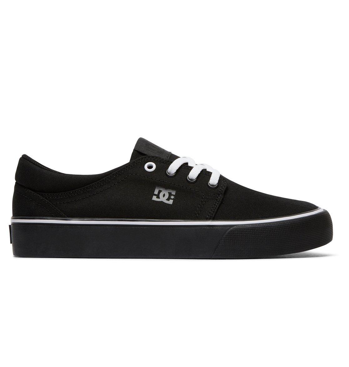 Кеды DC Shoes TRASE TX J SHOE BLW BLACK/BLACK/WHITE