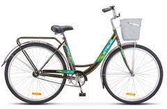 Дорожный велосипед Stels Navigator-345 оливковый