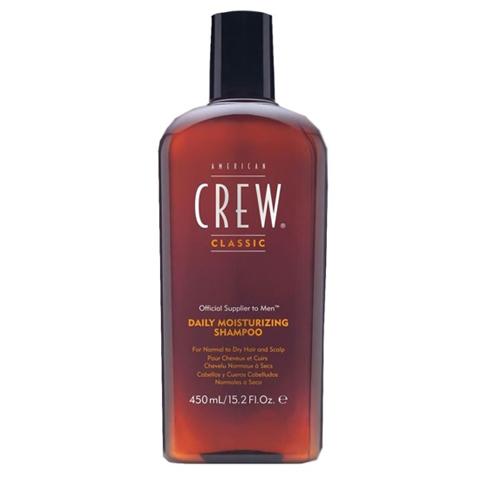 American Crew Classic: Шампунь увлажняющий для нормальных и сухих мужских волос (Classic Daily Moisturizing Shampoo), 250мл/450мл/1л