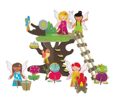 Игровой набор Krooom Сказочное Дерево
