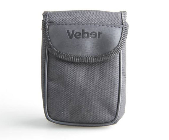Бинокль Veber 10x25 WP черный - фото 4