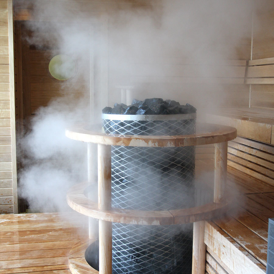 Печь для сауны IKI Pillar, фото 20