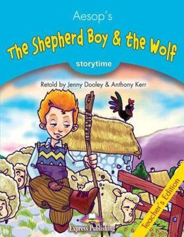 The Shepherd Boy & the Wolf. Книга для учителя