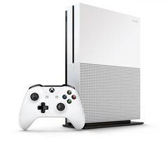 Игровая консоль Xbox One S 1TБ + Anthem + второй геймпад (234-00948)