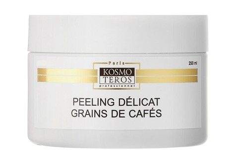 Деликатный пилинг с зернами кофе, Peeling delicat grains de cafes, Kosmoteros (Космотерос) купить