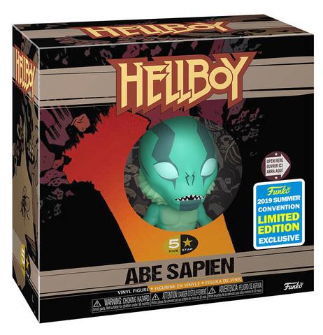 Funko 5 Star: Hellboy: Abe Sapien (Exc) || Хеллбой: Эйб Сапиен