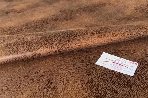 Искусственная замша Сонора 04 коричневая