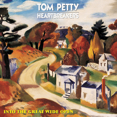 Tom Petty And The Heartbreakers ‎/ Into The Great Wide Open (LP)