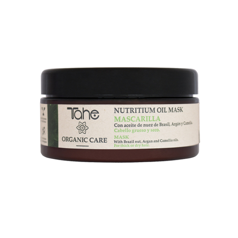 ORGANIC CARE NUTRITIUM OIL MASK FOR THICK AND DRY HAIR Питательная маска для густых и сухих волос 300 мл