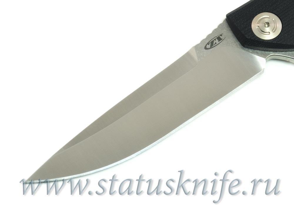 Нож Zero Tolerance 0454204P FP ZT 0454 CTS204P Sinkevich - фотография