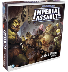 Star Wars Imperial Assault: Jabba's Realm
