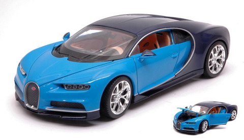 Машинка-игрушка Bugatti Chiron