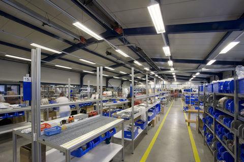 Промышленный светильник SVETILIUM LINE PRO 100/200/300/400/500 Вт
