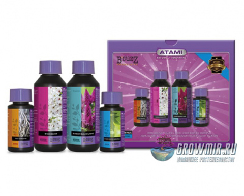 B'CUZZ HYDRO BOOSTER PACK