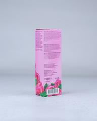 Смягчающий крем для рук с натуральной розовой водой, 75 мл, Болгария