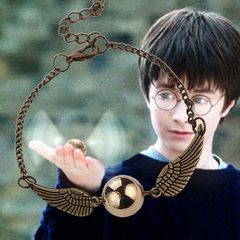 Harry Potter Bracelets Golden Snitch