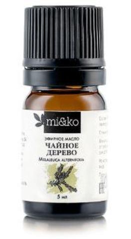 Мико эфирное масло Чайное дерево органик 5 мл
