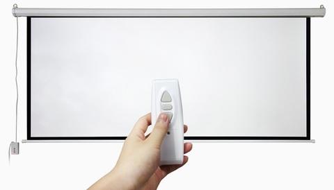 Ardax Моторизированный экран для проектора с электроприводом  100