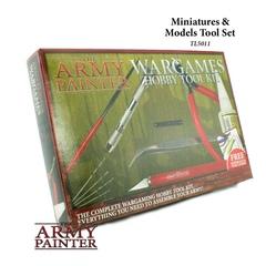 Miniatures and Models Tool Set