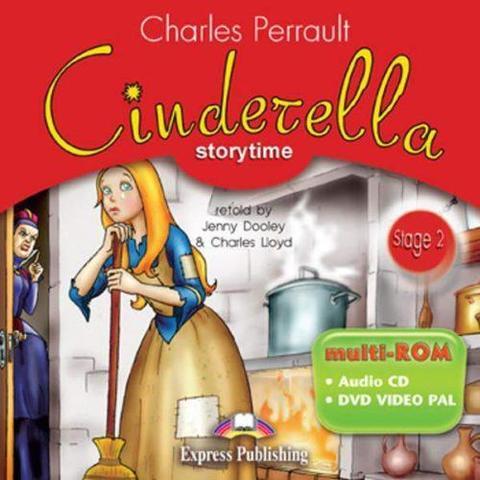 Cinderella. Multi-rom