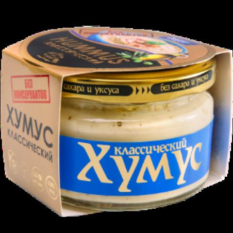 Хумус Классический, 200гр. (Полезные продукты)